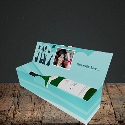 Picture of Hats, Graduation Design, Lay-down Bottle Box
