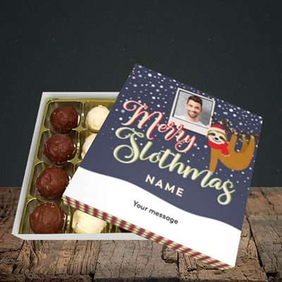 Picture of Merry Slothmas, Christmas Design, Choc 16