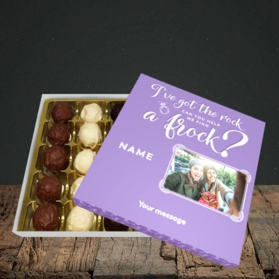 Picture of Got The Rock, Wedding Design, Choc 25