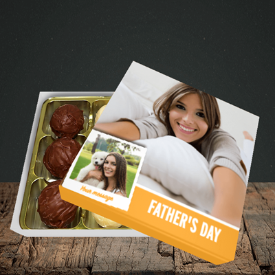 Picture of Photo, Father's Day Design, Choc 9