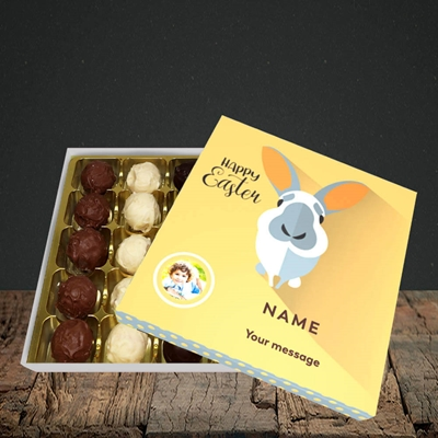 Picture of Pick Me Up Bunny, Easter Design, Choc 25