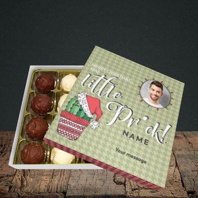 Picture of Christmas Pr*ck, Christmas Design, Choc 16