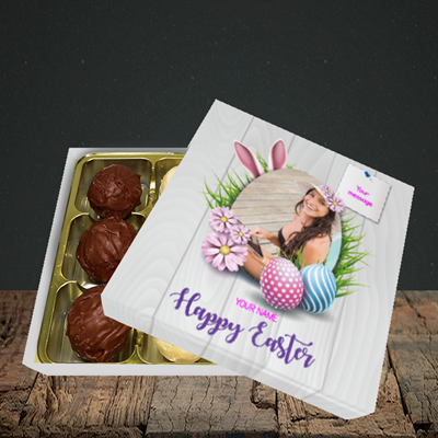 Picture of Grass, Easter Design, Choc 9