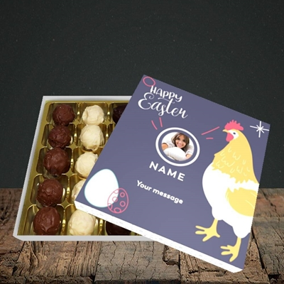 Picture of Easter Hen, Easter Design, Choc 25