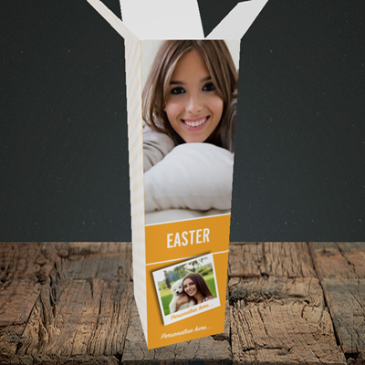 Picture of Photo, Easter Design, Upright Bottle Box