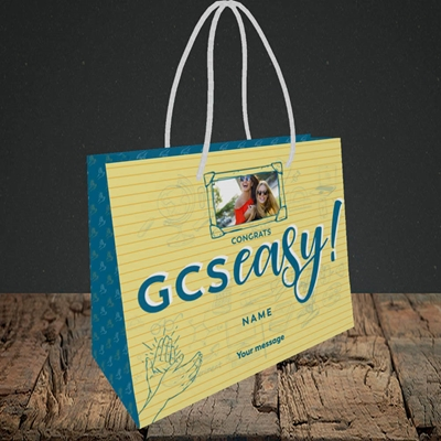 Picture of GCSeasy, Celebration Design, Small Landscape Gift Bag