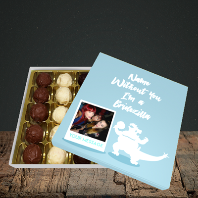 Picture of Bridezilla, Engagement Design, Choc 25