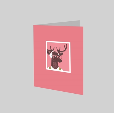 Picture for category Portrait Greetings Card