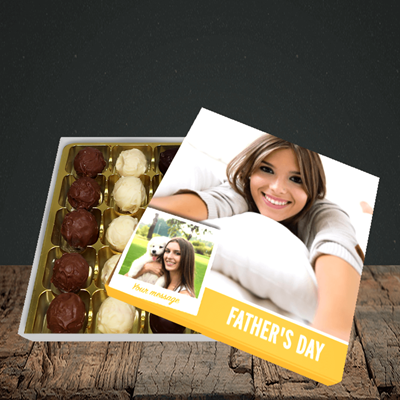 Picture of Photo, Father's Day Design, Choc 25
