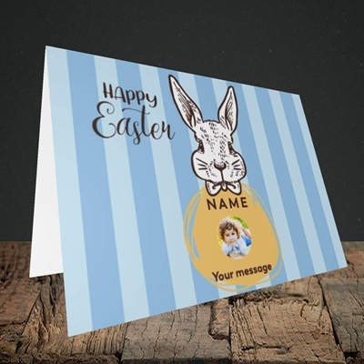 Picture of Bunny Of The Fells, Easter Design, Landscape Greetings Card