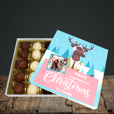 Picture of Countdown, Christmas Design, Choc 25