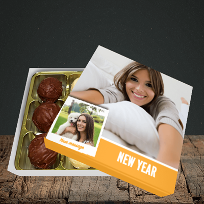 Picture of Photo, New Year Design, Choc 9