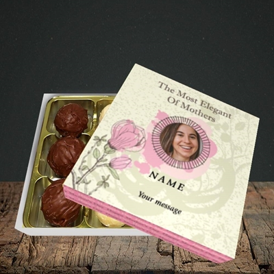 Picture of Elegant Mothers, Mother's Day Design, Choc 9