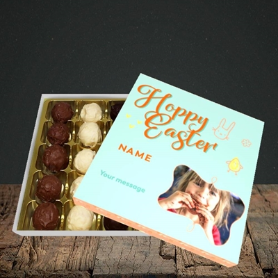 Picture of Hoppy Easter, Easter Design, Choc 25