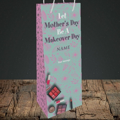 Picture of Makeover Day(No Photo), Mother's Day Design, Bottle Bag