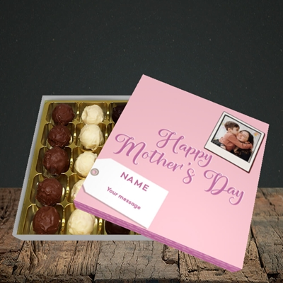 Picture of 2. Polaroid, Mother's Day Design, Choc 25
