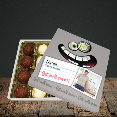 Picture of Mad, Get Well Soon Design, Choc 16