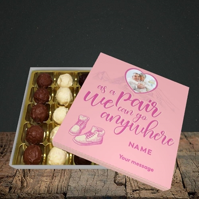 Picture of Anywhere, Valentine's Design, Choc 25