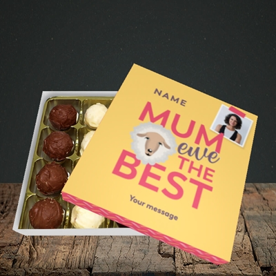 Picture of Ewe The Best, Mother's Day Design, Choc 16