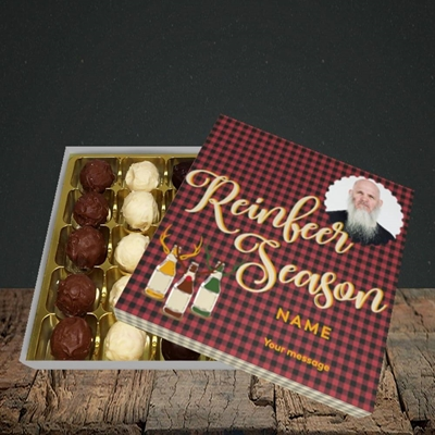 Picture of Reinbeer, Christmas Design, Choc 25
