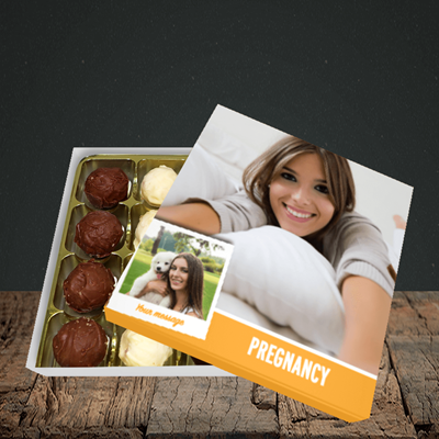 Picture of Photo, Pregnancy Design, Choc 16