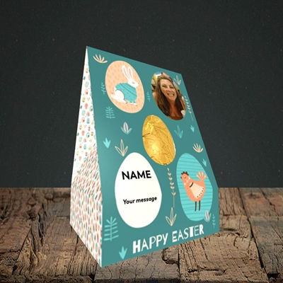 Picture of Easter Egg Farm, Easter Design, Small Egg