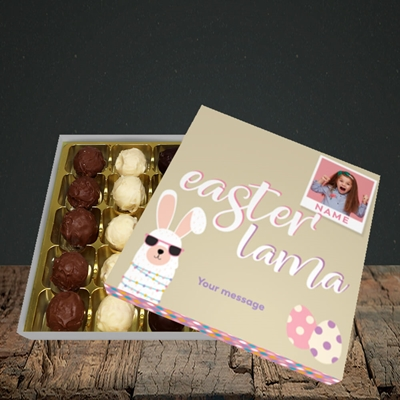 Picture of Easter Lama, Easter Design, Choc 25