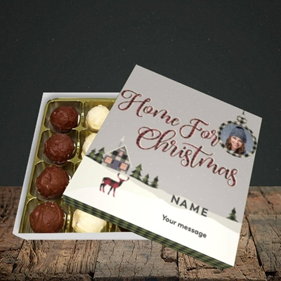 Picture of Home For Christmas, Christmas Design, Choc 16