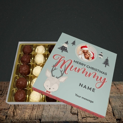 Picture of Mummy Deer, Christmas Design, Choc 25