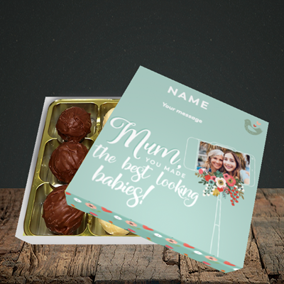Picture of Best Looking Babies, Mother's Day Design, Choc 9
