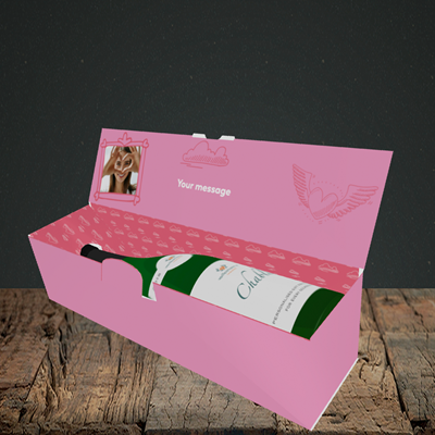 Picture of Sod Valentine's Day, Valentine's Design, Lay-down Bottle Box