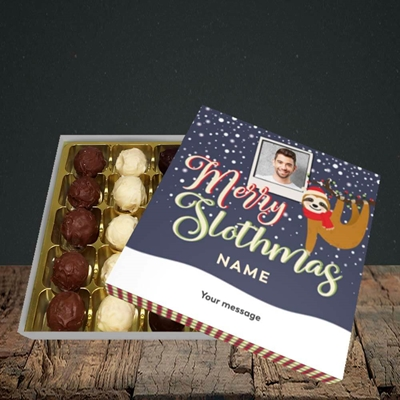 Picture of Merry Slothmas, Christmas Design, Choc 25