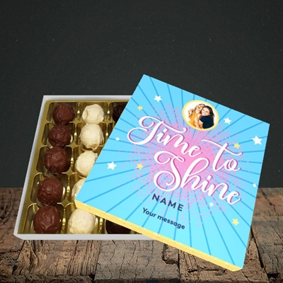 Picture of Time To Shine, Good Luck Design, Choc 25