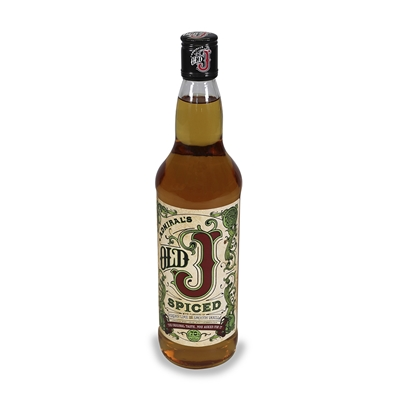 Picture of Old J Spiced Rum