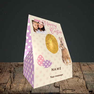Picture of Spotty Hoppy Easter, Easter Design, Small Egg