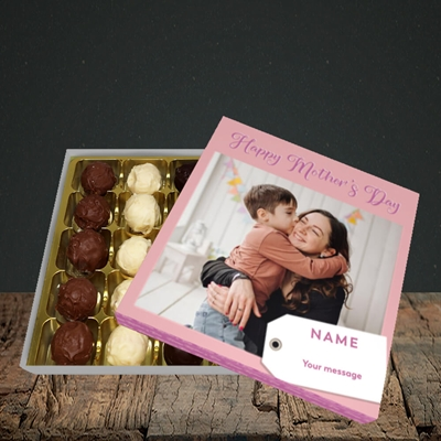 Picture of 1. Large Photo, Mother's Day Design, Choc 25