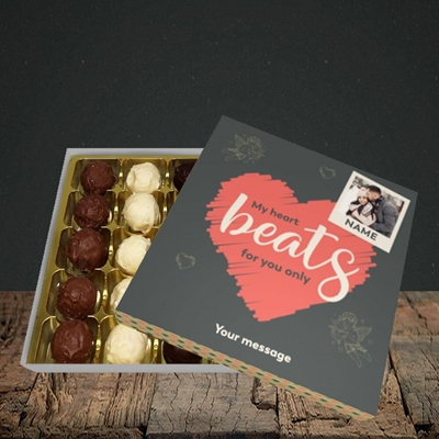 Picture of Beats For You, Valentine's Design, Choc 25